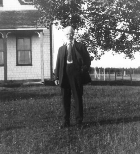 Adam Wight - Flat River 1921