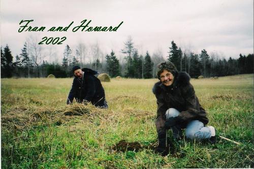 Fran and Howard [Nov 2002]
